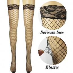 Дамски мрежести чорапи