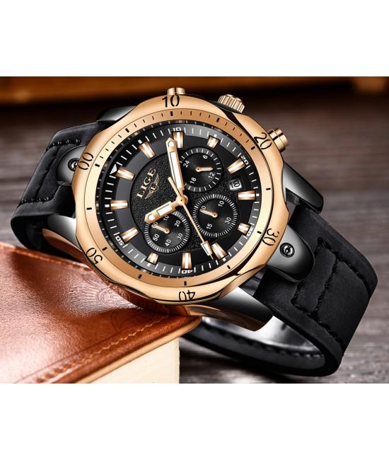 Луксозен мъжки часовник Lige