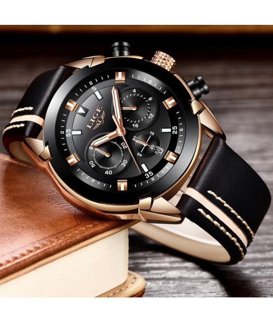 Стилен часовник Lige