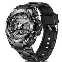 Спортен мъжки кварцов дигитален часовник Lige