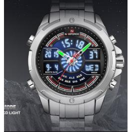 Луксозен кварцов часовник Naviforce