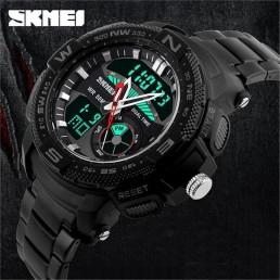 Масивен мъжки часовник Skmei