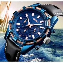 Луксозен часовник с кутийка Skmei