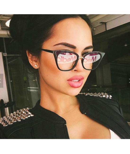 Рамки за очила котешко око в два цвята