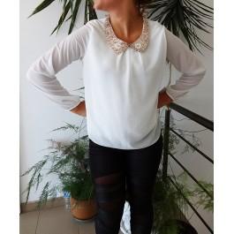 Дамска Риза в Бяло